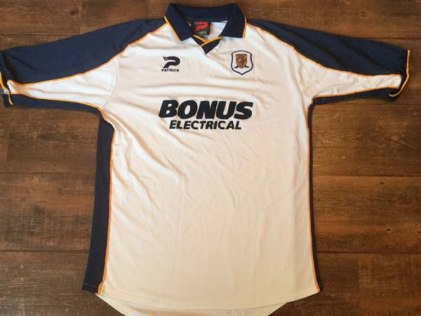 2002 2004 Hull City Away Football Shirt Adults Large